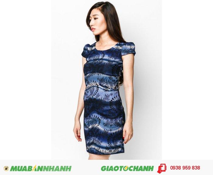 Đầm suôn túi mỗ | Mã: AD195-xanh | Giá 650000 Quy cách: 84-66-90 (+-2): chiều dài tb: 85cm - 90cm | Chất liệu: thun 4 chiều | Size (S - M - L - XL- XXL) | Mô tả: Đầm may ren hoa phối in kẻ sọc theo phong cách loang màu của thương hiệu Anna Collection đem đến sự thanh lịch và sang trọng cho các quý bà hiện đại. Thiết kế đầm chắc chắn khẳng định đẳng cấp và phong thái quý phái của bạn., 1