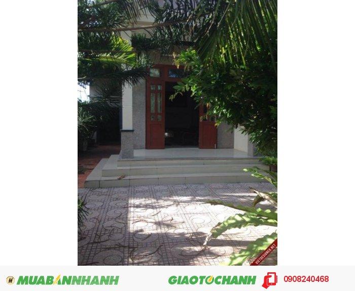 Cần bán biệt thự mini hẻm Thủ Khoa Huân, Phan Thiết