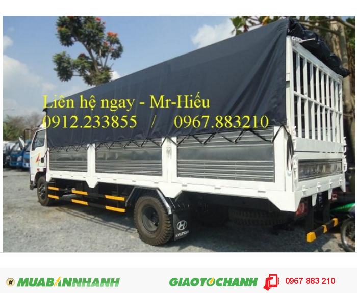 Veam  VT 750 Thùng bạt / Thùng kín / LH Kho Hà Nội 2