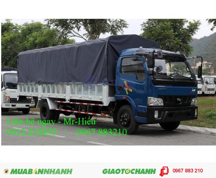 Veam  VT 750 Thùng bạt / Thùng kín / LH Kho Hà Nội 3