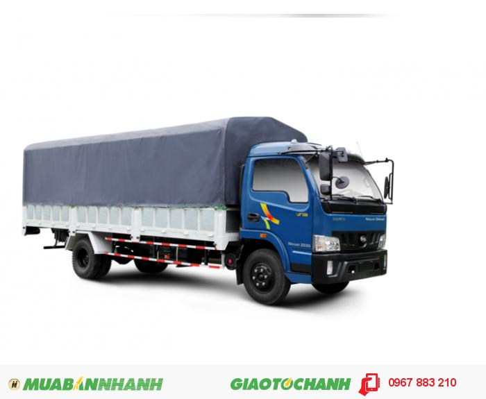 Veam  VT 750 Thùng bạt / Thùng kín / LH Kho Hà Nội 4