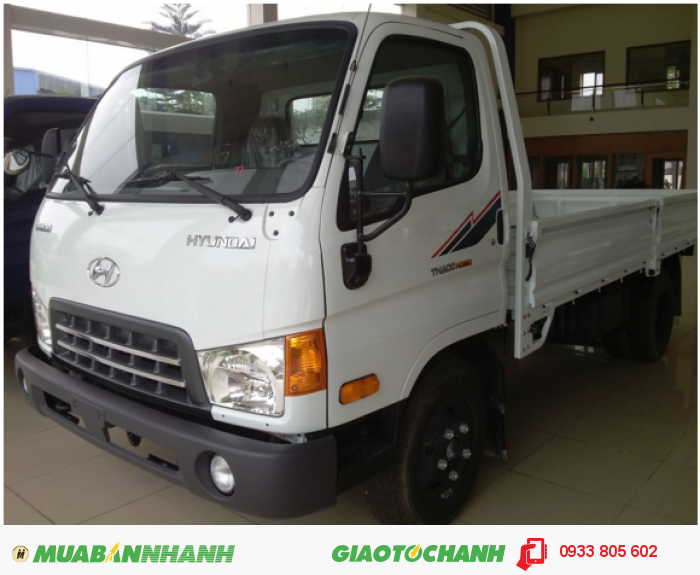 Hyundai HD72 sản xuất năm 2014 Số tay (số sàn) Xe tải động cơ Dầu diesel