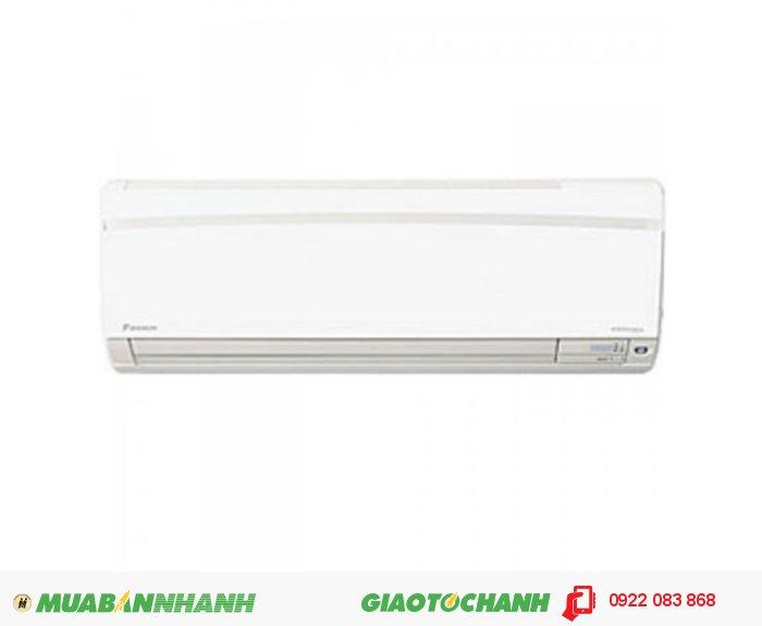 Daikin FTKS25GVMVXuất xứ : Thái Lan- Kiểu 2 khối, 1 chiều lạnh- Công suất lạnh: 8.500 BTu- Công Nghệ Inverter , Gas R410- Pin lọc sạch với chức năng khử mùi- Làm lạnh nhanh,Hoạt động êm ái- Kiểu 2 khối - 1 chiều lạnh- Bảo hành: 12 tháng, 4