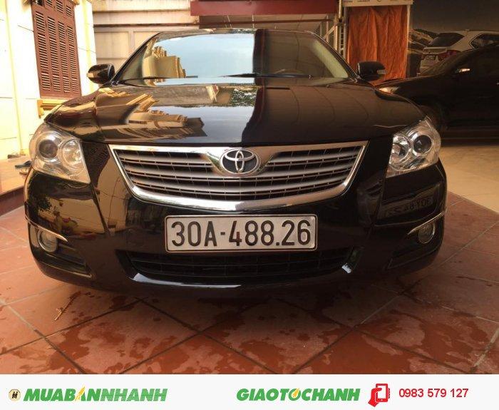 Bán Toyota Camry 2.0E, nhập khẩu Đaì Loan