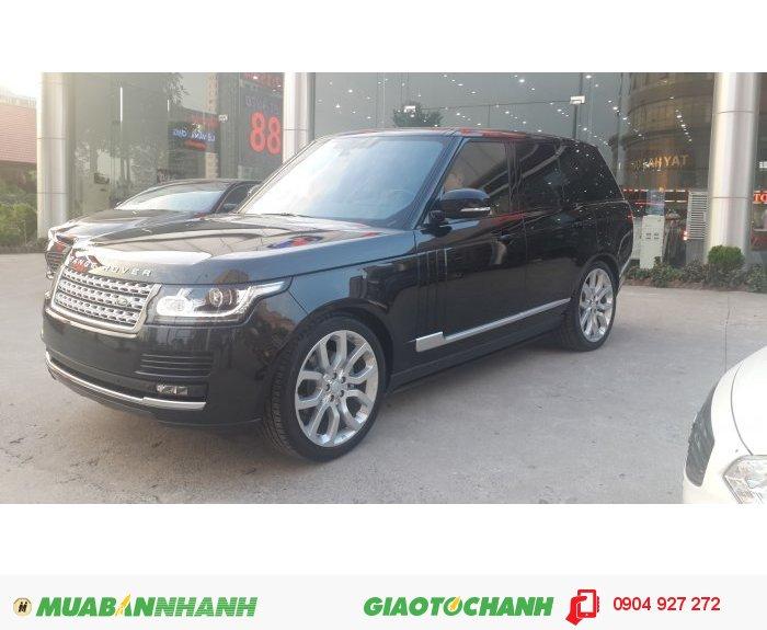 Bán Range Rover Vogue 3.0 Máy Dầu Xe Mới 100% Sản Xuất 2015
