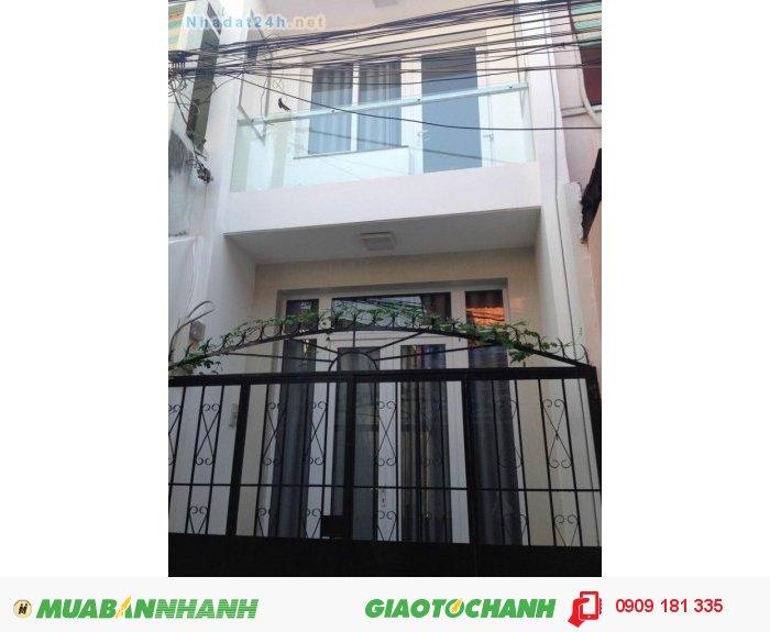 Nhà rẻ nhất Bình Tân hẻm 6m thông tiện buôn bán DT 4x13