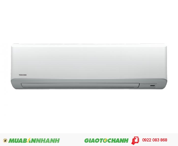 Toshiba RAS-H18G2KCV-VLoại máy lạnh 2 Hp - 1 chiềuLoại gas: R410AKhử mùiCông nghệ (tiết kiệm điện) InverterCông suất lạnh 17100 BtuBảo hành: 24 tháng, 2