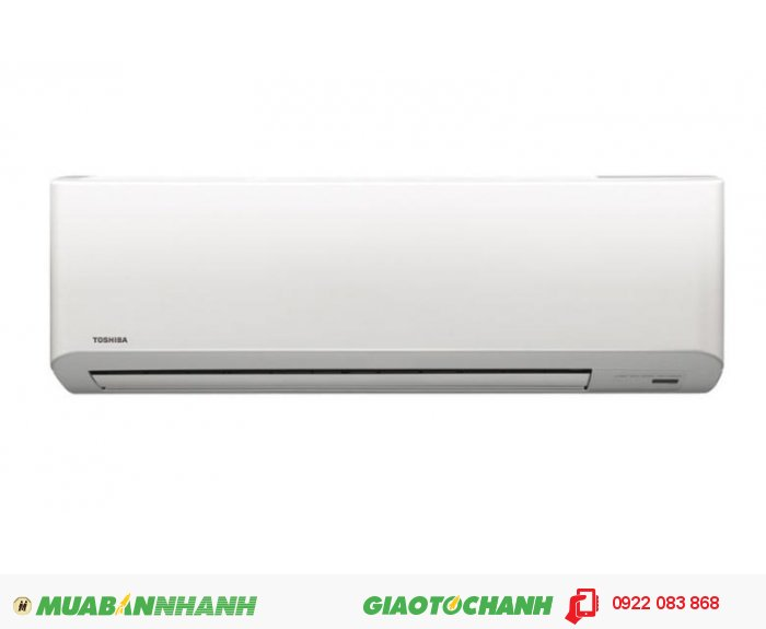 Toshiba RAS-H10S3KV-VLoại máy lạnh: 1 HPCông nghệ InverterCông suất lạnh 8500 BtuCông suất sưởi 10900 BtuLoại gas: R410ALàm lạnh nhanhBảo hành: 24 tháng, 3