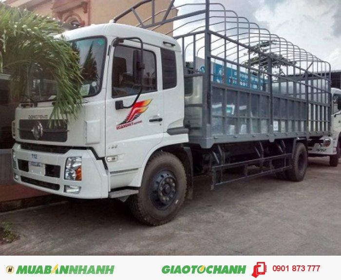 Cần bán xe tải Dongfeng Hoàng Huy B170 9.6 tấn, Giá xe tải Dongfeng B170 9T6