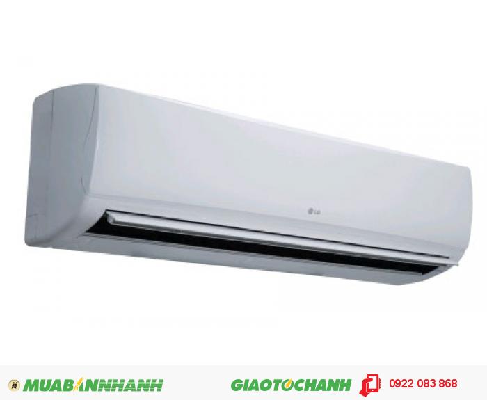 LG S12ENALoại máy Điều hoà 1 chiềuSố ngựa 1.5 HP (ngựa)Công suất làm lạnh (BTU) 12000 BTUCông suất tiêu thụ 1110 WhPhạm vi làm lạnh hiệu quả Từ 15 - 20 m2 ( từ 40 đến 60 m3)Công nghệ Inverter Máy lạnh thườngLoại Gas sử dụng R-22Kích thước cục lạnh (Dài x Cao x Dày) 89.5 x 28.5 x 21 cmKích thước cục nóng (Dài x Cao x Dày) 77 x 54 x 24.5 cmKhối lượng cục lạnh 11 KgKhối lượng cục nóng 29 KgNơi sản xuất Việt NamNăm sản xuất 2013Thời gian bảo hành cục lạnh 2 năm, 1
