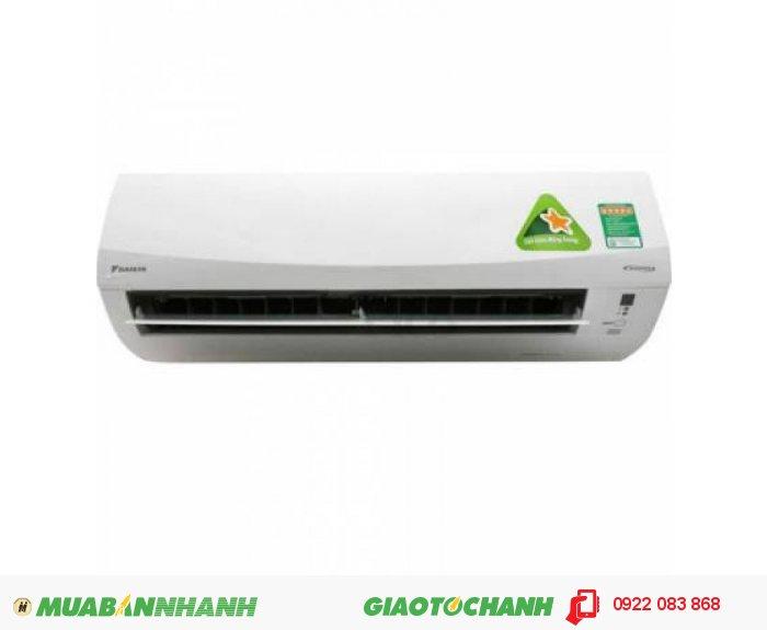 Daikin FTKC25PVMXuất xứ : Thái LanCông suất ( HP ): 1 HPCông suất 2.5 Kw 8.500 BtuDòng điện 1 pha, 220-240 V, 50 Hz / 1 pha, 220-230 V, 60 HzCường độ dòng điện 3.3 ACông suất điện tiêu thụ 700 WBảo hành 12 tháng, 2