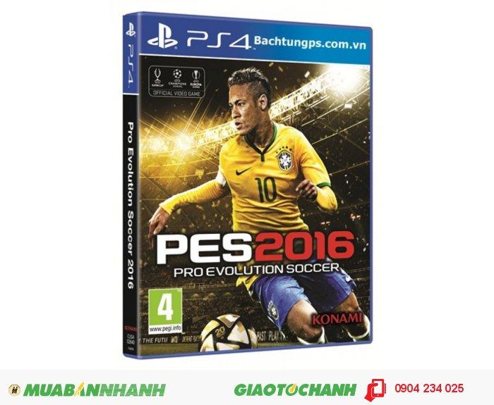 Chuyên Cung Cấp Các Hệ Máy PS2 - PS3 - PS4 - PSP - PSVITA.. Đã Có PES 2016 ps4,ps3