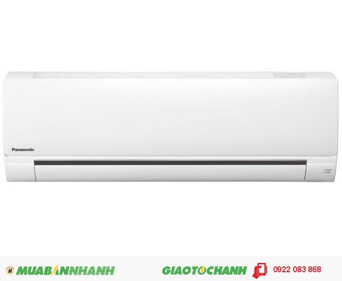 Panasonic CUCS-S9RKH-8Loại máy Điều hoà 1 chiềuSố ngựa 1 HP (ngựa)Công suất làm lạnh (BTU) 9000 BTUCông suất tiêu thụ 790 W (~0.79kW/giờ)Phạm vi làm lạnh hiệu quả Từ dưới 15 m2 ( từ 30 đến 45 m3)Công nghệ Inverter Máy lạnh InverterLoại Gas sử dụng R-410AKích thước cục lạnh (Dài x Cao x Dày) 87 x 29 x 20,4 cmKích thước cục nóng (Dài x Cao x Dày) 65 x 51 x 23 cmKhối lượng cục lạnh 9 kgKhối lượng cục nóng 20 kgNơi sản xuất MalaysiaNăm sản xuất 2015Thời gian bảo hành cục lạnh 1 năm, 3