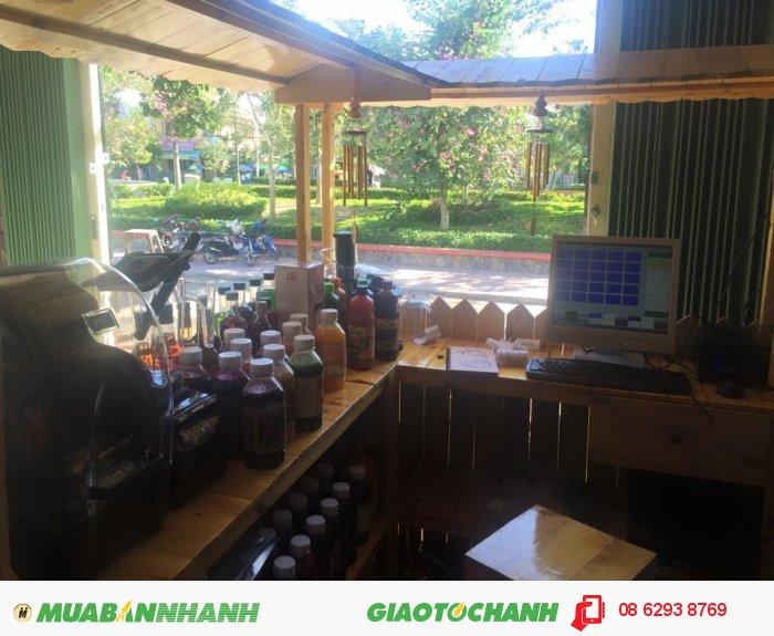 Bộ Máy Bán Hàng Cảm Ứng, Phần Mềm Quản Lý Thu Chi Hàng Hóa Của Quán Cafe