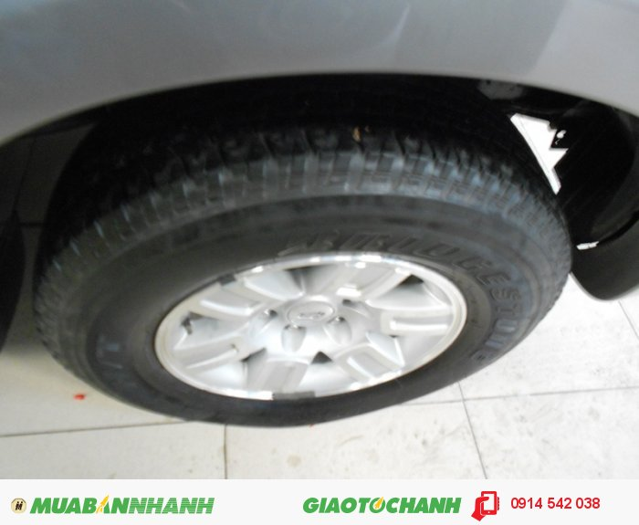 Bán Ford Everest 4x4 MT sx 2007 form mới 2008 4