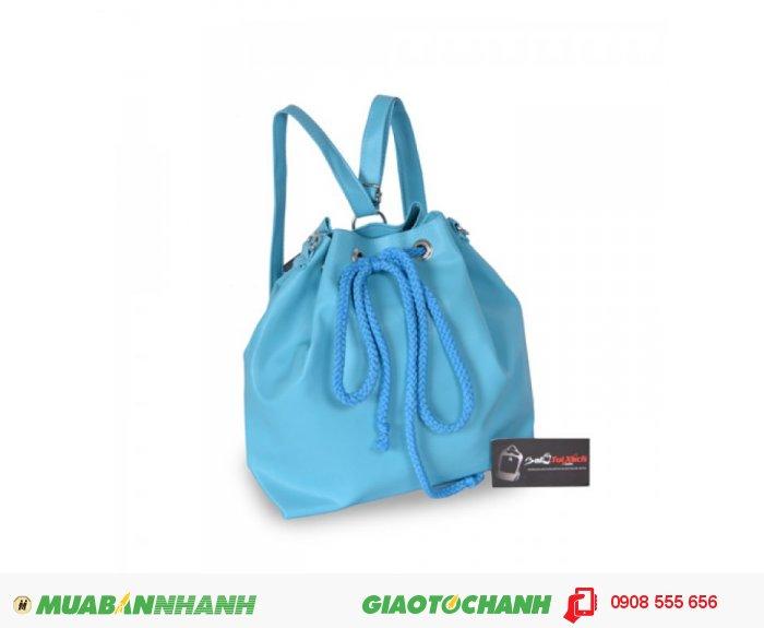 Túi Đa Năng MCTDC0715004 | Giá: 70,000 đ | Loại: Ba lô | Chất liệu: Simili (Giả da) | Màu sắc: xanh | Trọng lượng: 200 g | Kích thước: 27x35x11, 3
