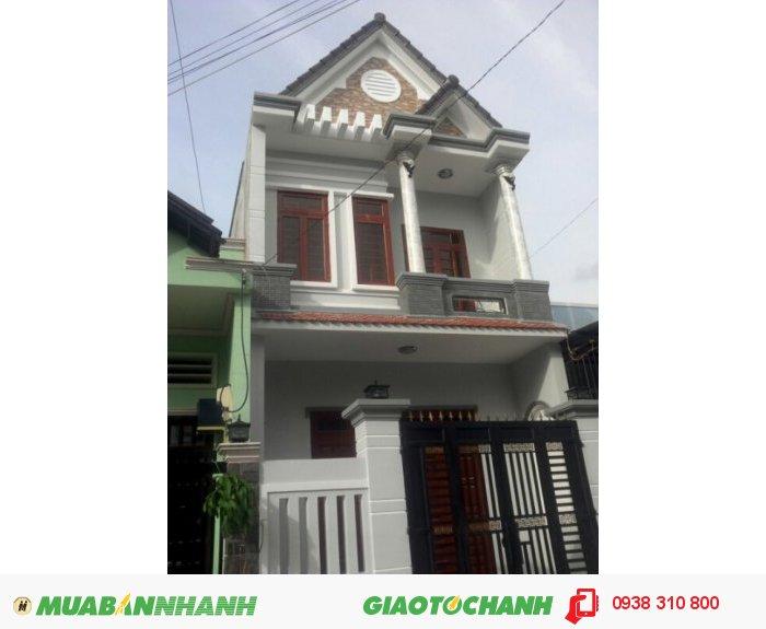 Bán Nhà 2 Lầu Nguyễn Thượng Hiền, P.5, Q.bình Thạnh