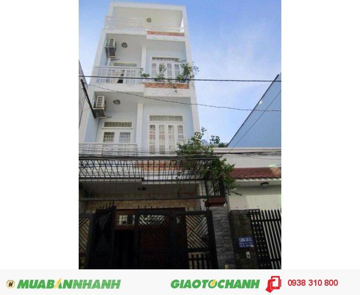 Bán Nhà Hẻm Lớn Cư Xá Phú Hòa, P.5, Q.11, Dt 4X16.5M