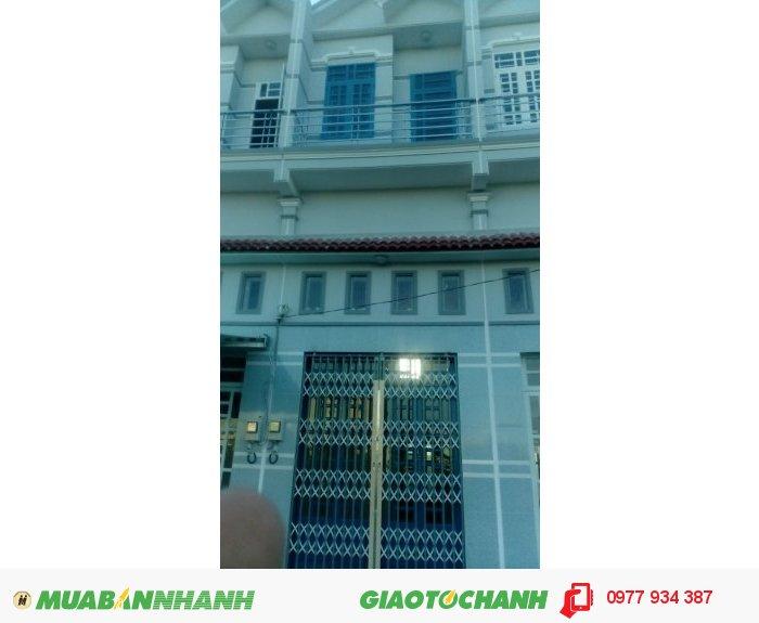 785 Triệu - Nhà đẹp 3 tầng, ngay TTHC Huyện Nhà Bè