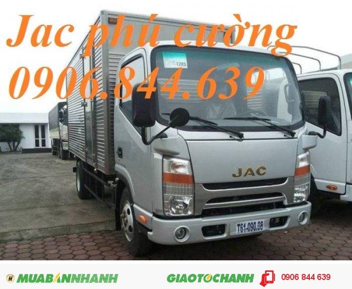Mua xe tải jac 2.4T/2.4Tan/ 2T4/ 2,4T/ 2,4 tấn – Xe tải nhẹ jac 2.4T/2.4Tan/ 2T4/ 2,4 tấn giá rẻ