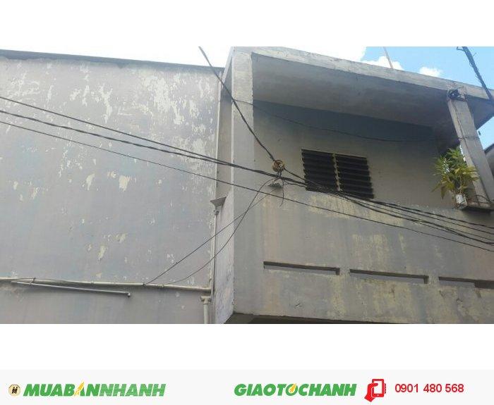 Bán nhà Trần Xuân Soạn, P. Tân Hưng, Quận 7, 37.5m2
