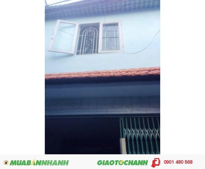 Cần tiền bán nhà Nguyễn Oanh, Phường 7, Quận Gò Vấp. DT 26m2