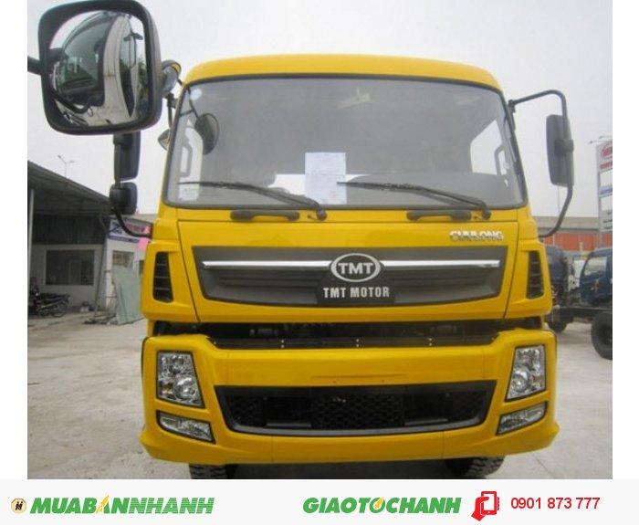 Đại lý xe tải Cửu Long 9,5 tấn thùng dài 7m5