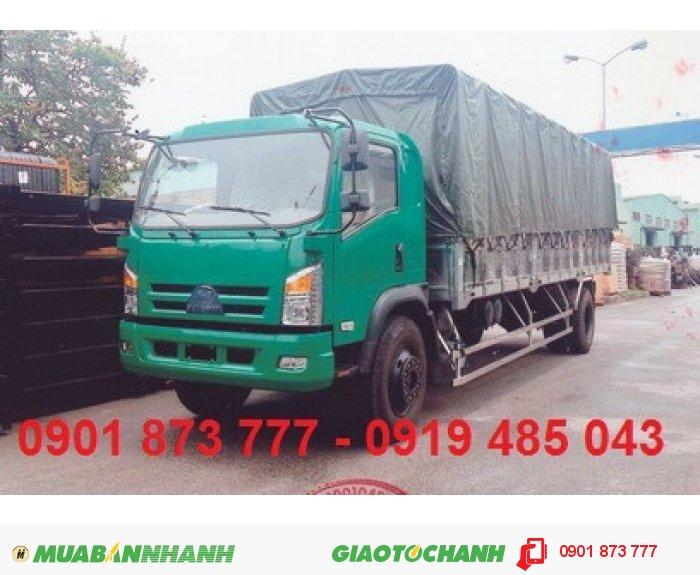 Đại lý xe tải Cửu Long 9,5 tấn thùng dài 7m5 1