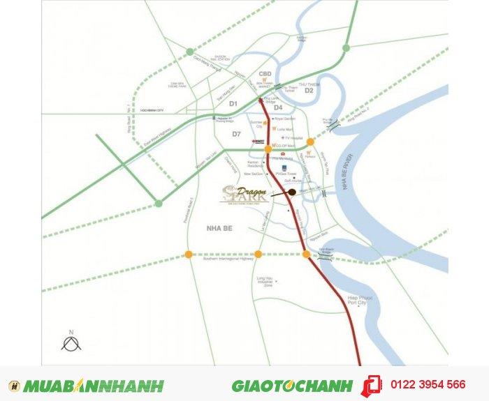Bán gấp đất mặt tiền Nguyễn Thị Thập Quận 7 giá 21 tỷ