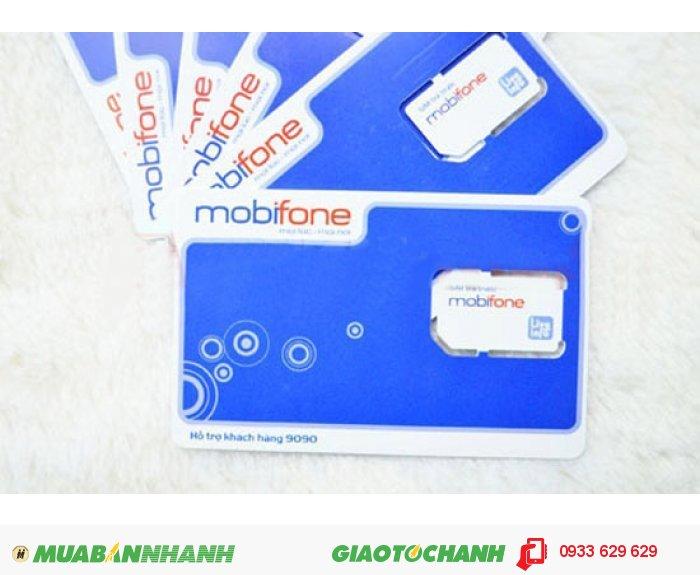 Bán Sim mobifone 10 số 090-093