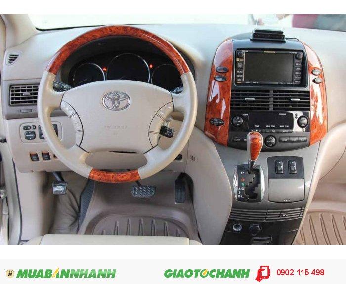 Toyota Sienna sản xuất năm 2007 Số tự động Động cơ Xăng