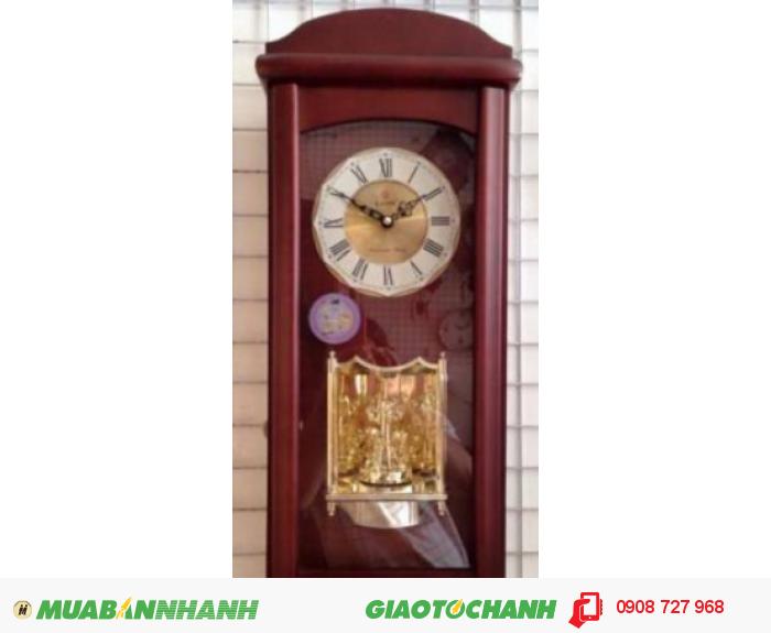 Đồng hồ treo tường gỗ KN-6900