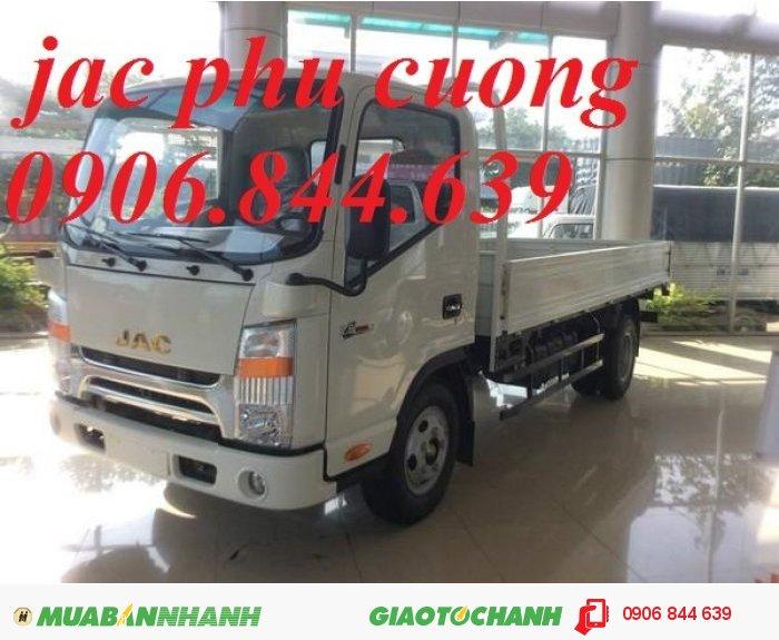 Xe tải Jac 1t49 jac = bán xe tải jac 2 tấn công nghệ Isuzu Nhật Bản mới 100%