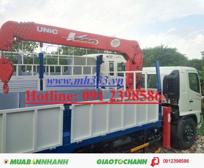Xe tải hino xzu720 đóng thùng đông lạnh