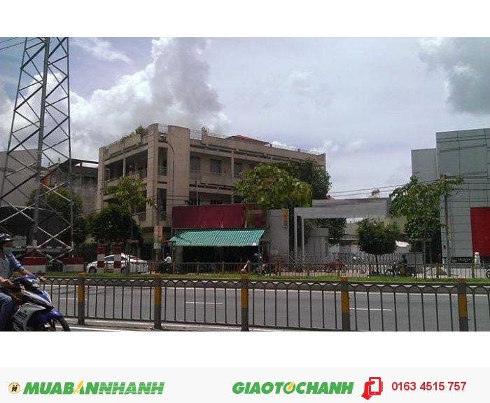 Nhà bán MT đường Phạm Văn Đồng, P.3, Gò Vấp DT 3,5x15m