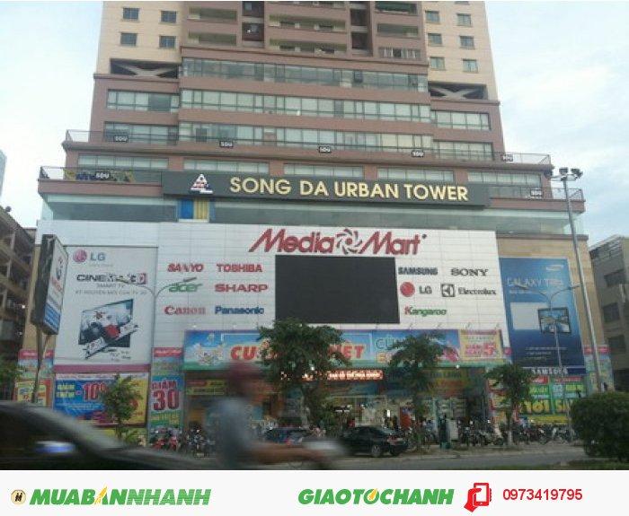 Cần bán căn  góc chung cư Sông Đà Hà Đông 155 m giá 19.5tr/m2
