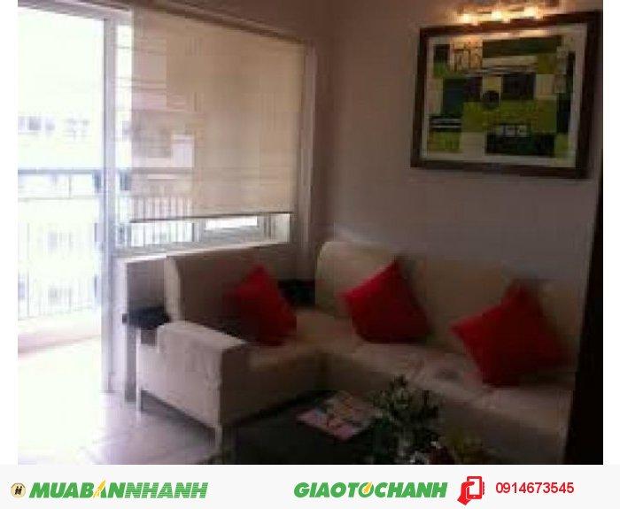 Bán chung cư An Lộc Gò Vấp_ 3PN,2WC, nội thất ( đường Nguyễn Oanh)