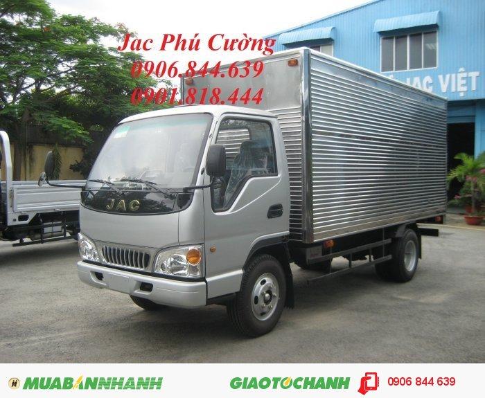 Mua xe tải jac 1T5/ 2T/ 2.4T / mua xe tải jac nhập khẩu 1.49 tấn/ 1.99 tấn/ 2.4 tấn giá rẻ 0