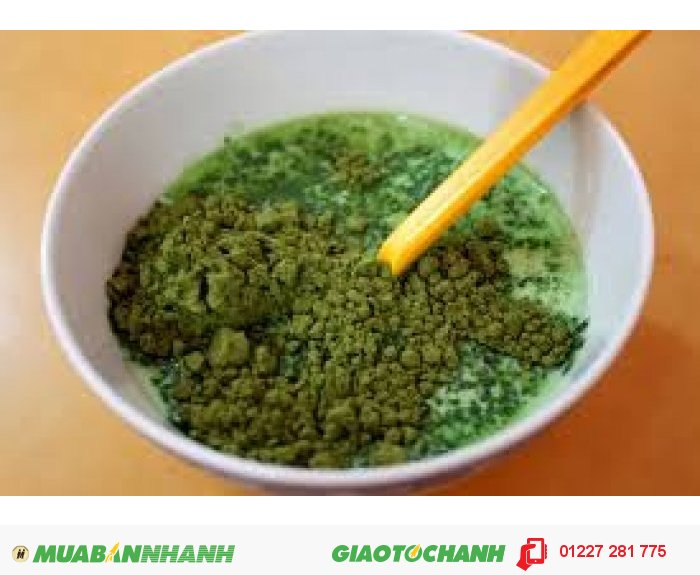 Bột trà xanh: GIÁ LẺ: 75K/100GR GIÁ SỈ : 1kg - 450k  3-4kg gia 380k/kg 5kg -  giá 350k/kg  -  10kg 300k/kg1