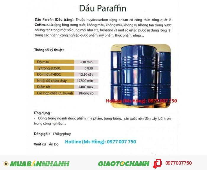 Dầu paraffin, nujol, dầu adepsin, albolin, glymol, dầu parafin, saxol, USP3