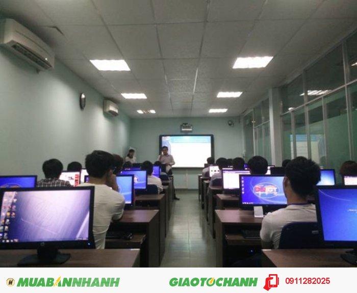 Khóa đào tạo Lập trình viên Quốc tế hệ cao đẳng chính quy  (KG: 25/12/2015)