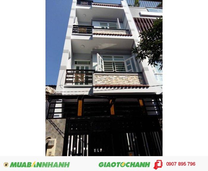 Bán nhà mặt tiền đường số 2 Lê Văn Quới quận Bình Tân
