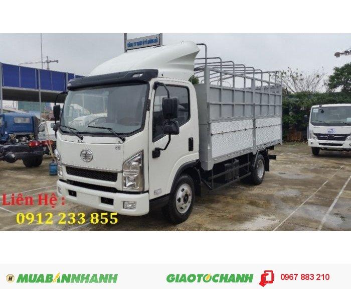 FAW-GM 5.8 Tấn Thùng 4.2m / LH Kho Hà Nội 0