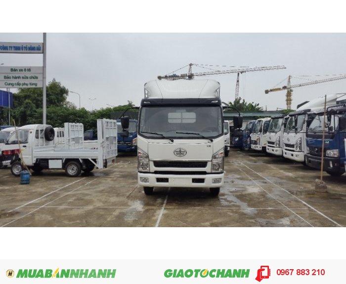 FAW-GM 5.8 Tấn Thùng 4.2m / LH Kho Hà Nội 1