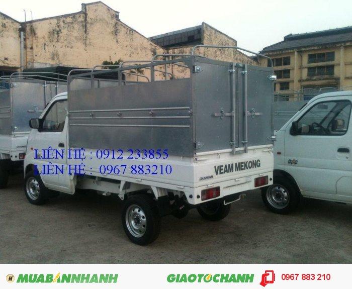 Thaco 900A Xe Tải Nhẹ 750Kg / Giá Cạnh Tranh 0