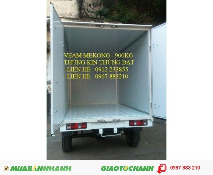 Thaco 900A Xe Tải Nhẹ 750Kg / Giá Cạnh Tranh 2