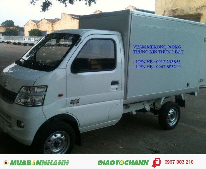Thaco 900A Xe Tải Nhẹ 750Kg / Giá Cạnh Tranh 4