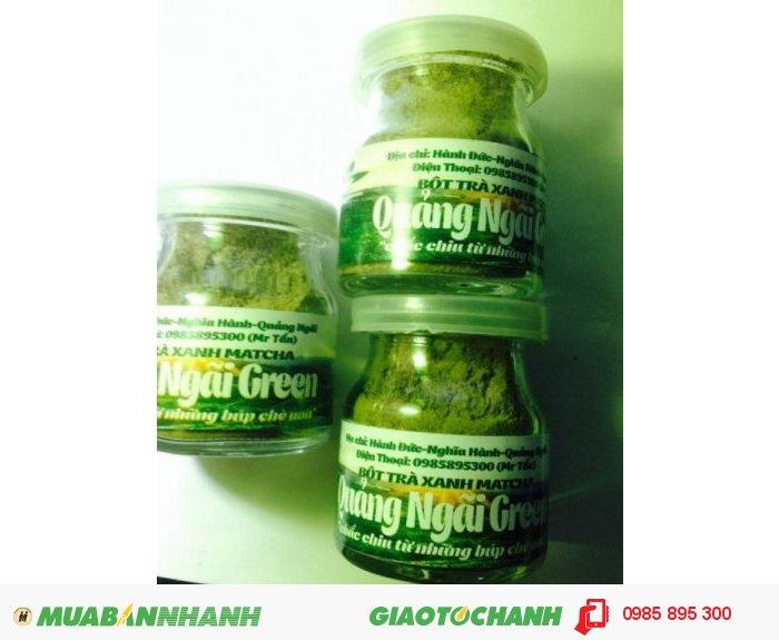 Bột Trà xanh QuangNgaiGreen1