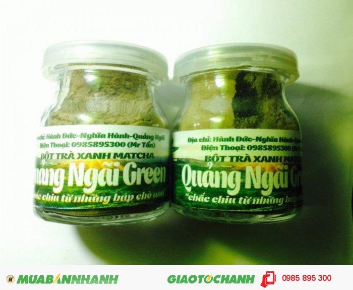 Bột Trà xanh QuangNgaiGreen2