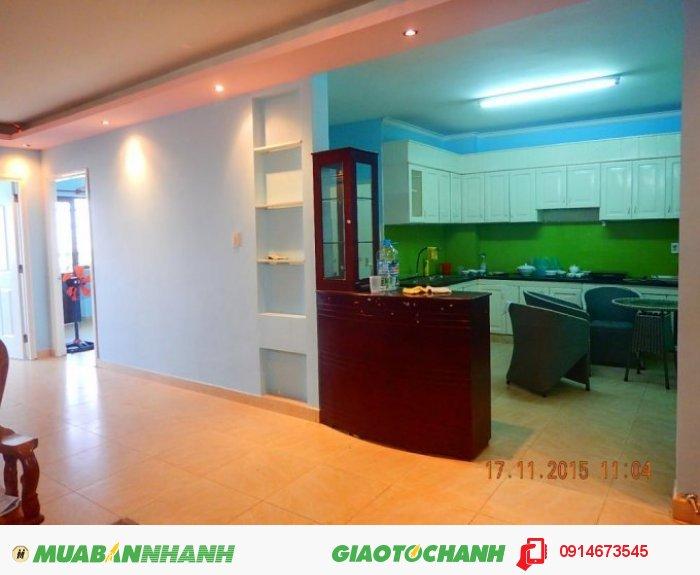 Bán căn hộ thuộc dự án chung cư Cửu Long, Phạm Văn Đồng quận Bình Thạnh